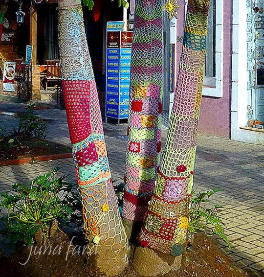| trees | árvores | bordados | embroidery | por  juna fard | by juna fard