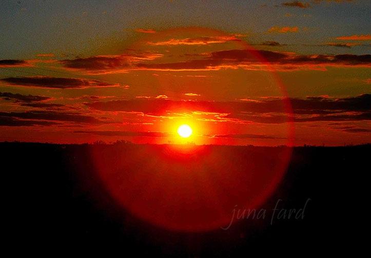 por do sol   cidade de serrita   sertão   by juna fard   by juna fard