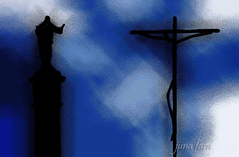 crucifixo | do juna fard |  by juna fard
