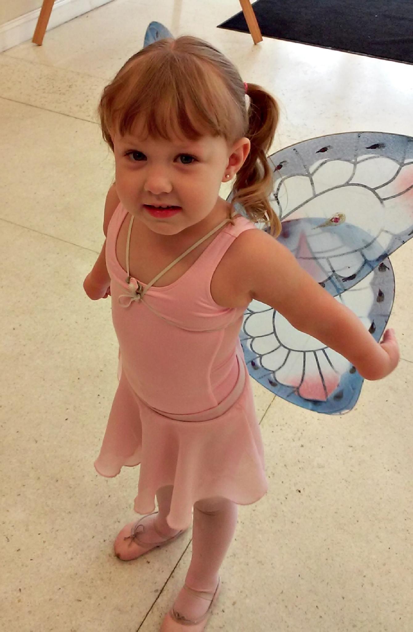 Butterfly Ballerina Astella by mary.keenantownsend