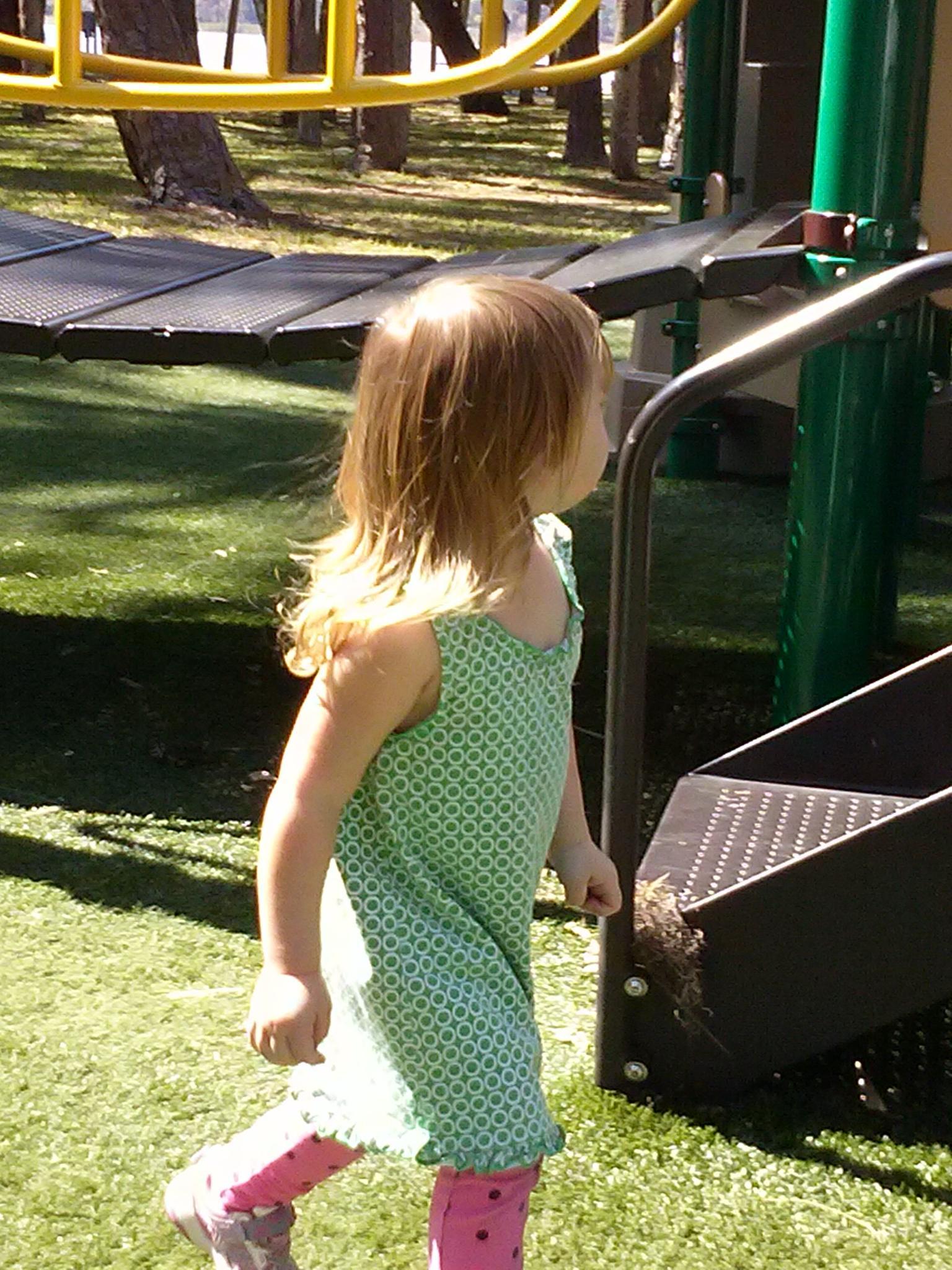 Playground Fun by mary.keenantownsend
