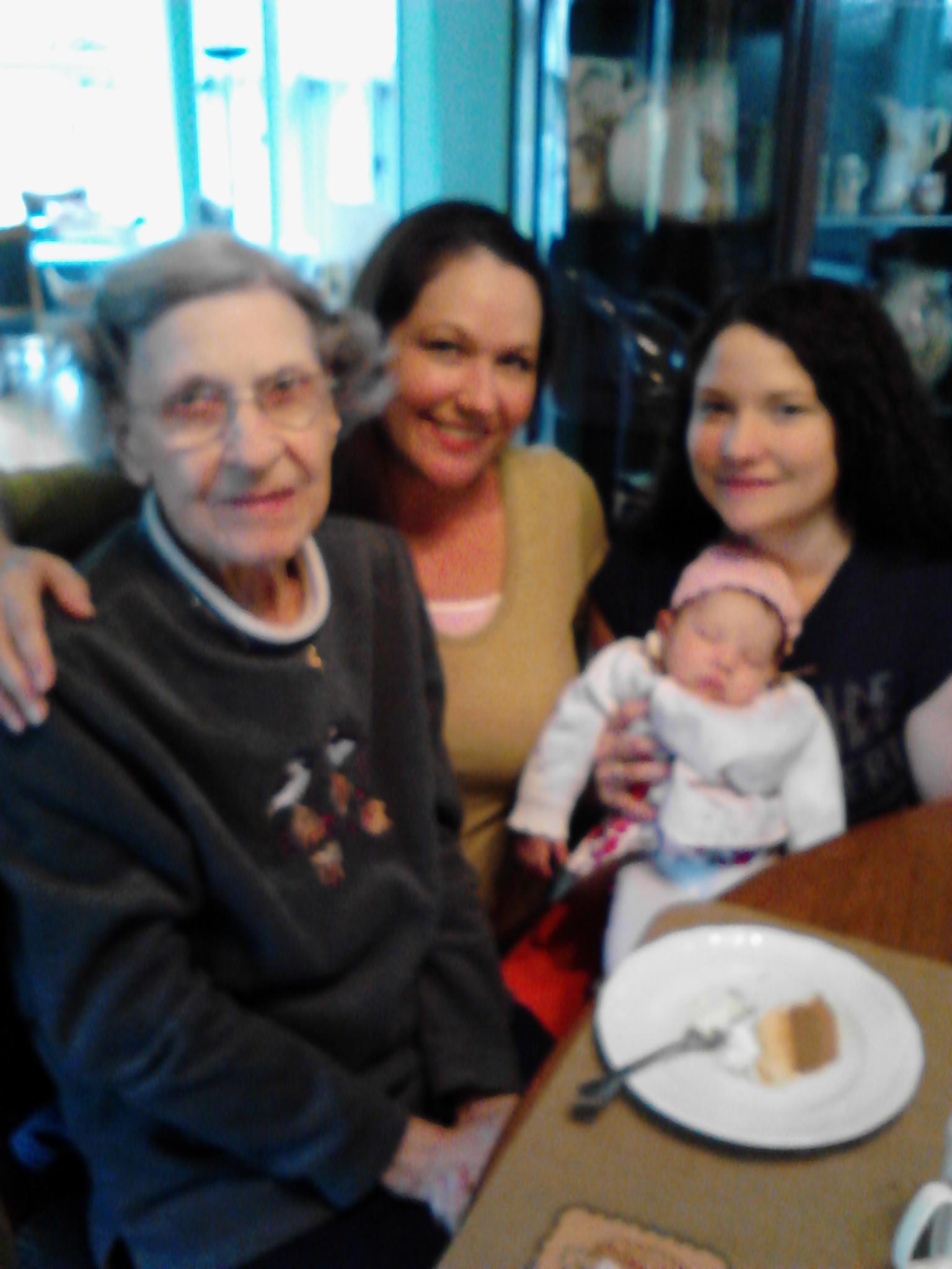 Four Generations of Babies by mary.keenantownsend