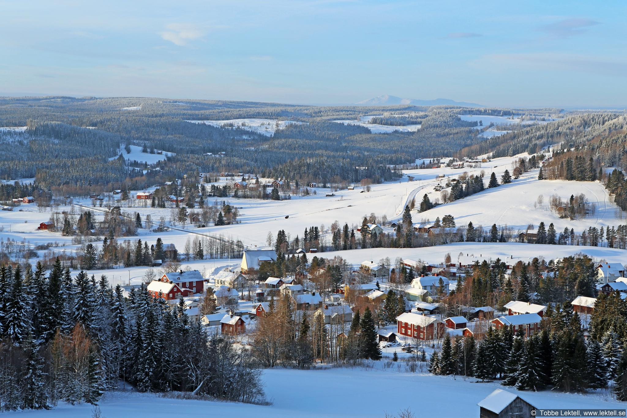 Kaxås from above by tobbe.lektell