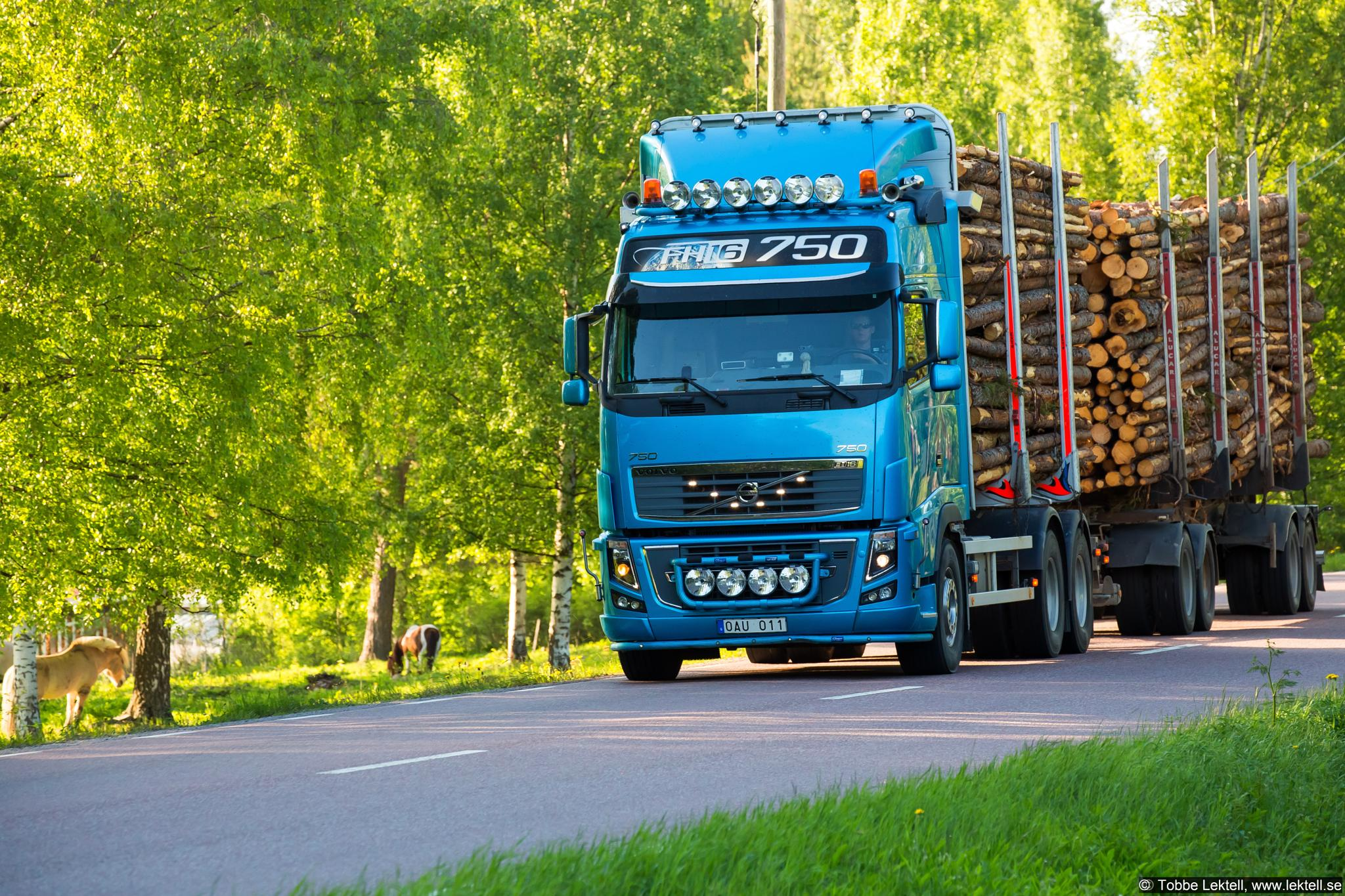 Volvo FH16 750 by tobbe.lektell