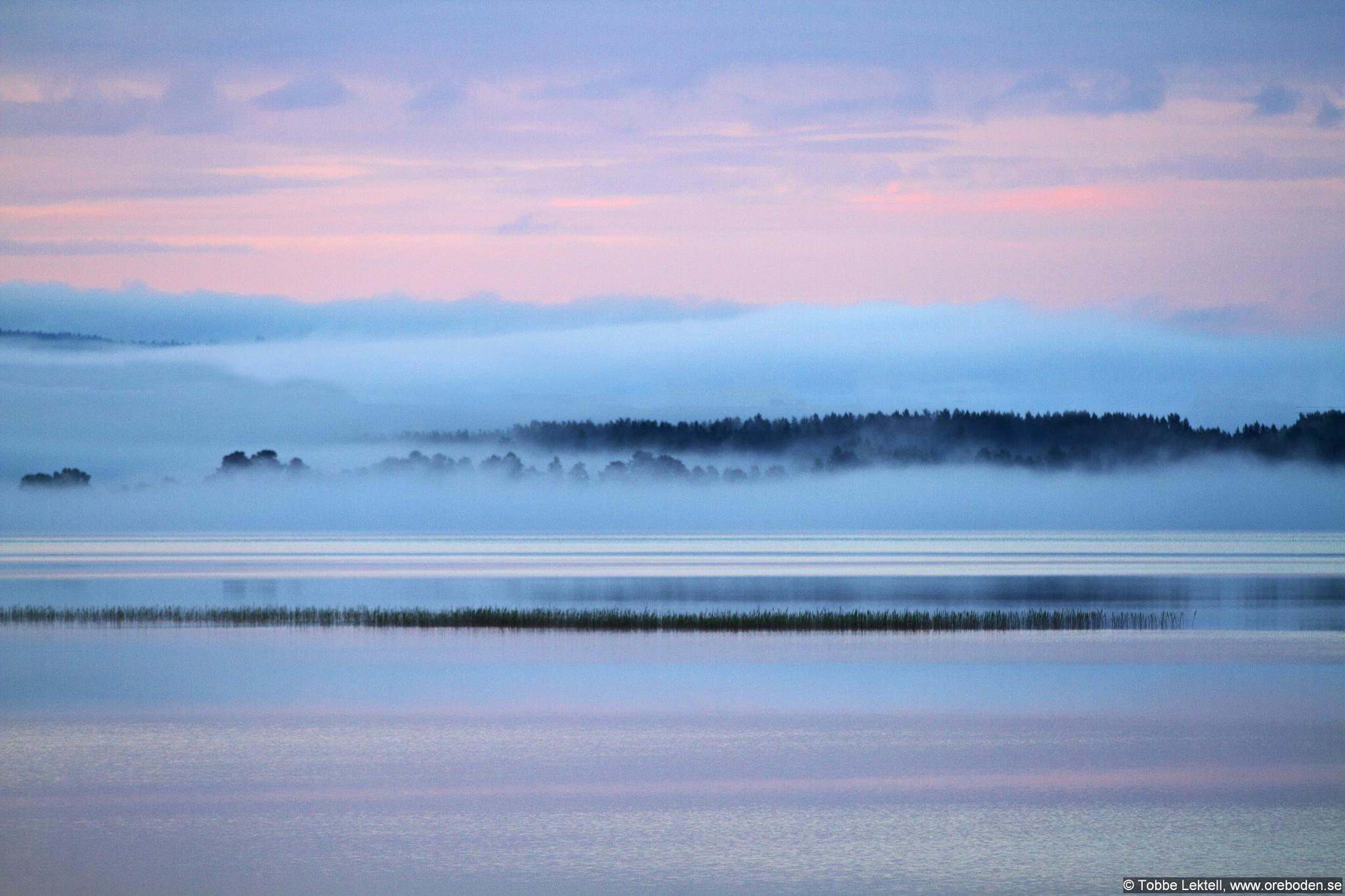 Morning haze by tobbe.lektell