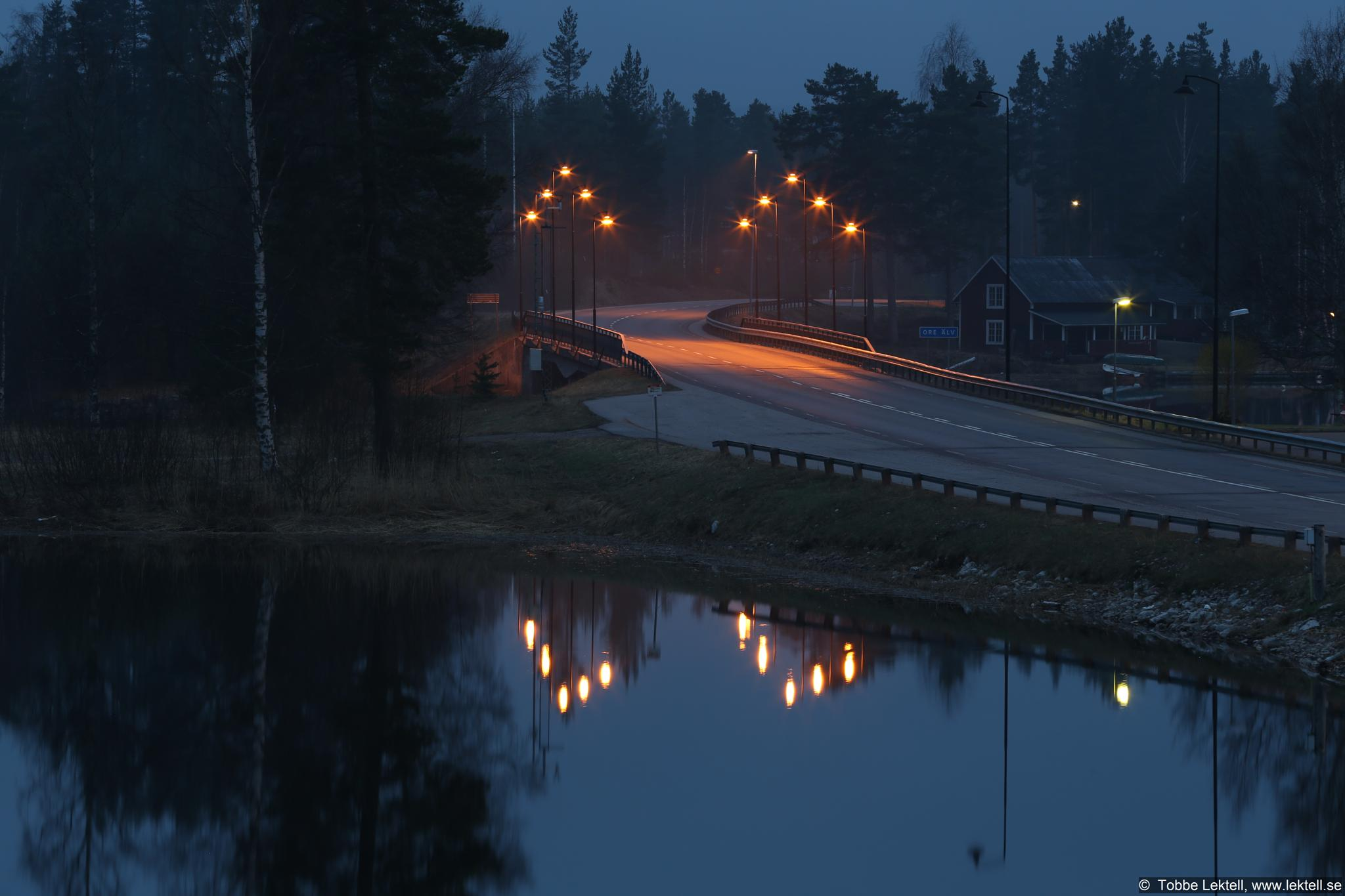 Summernight  by tobbe.lektell