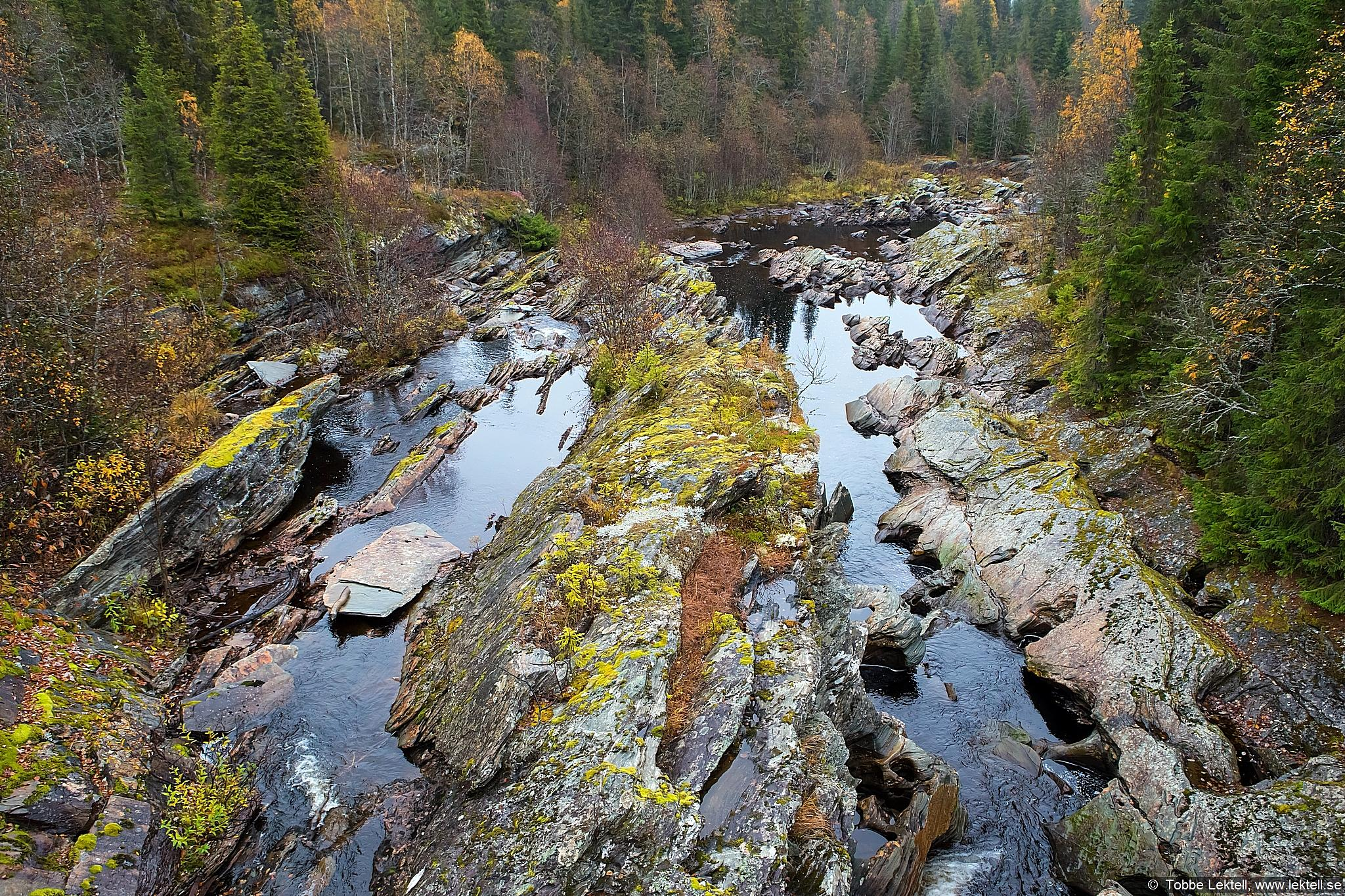 Autumn creek 2 by tobbe.lektell
