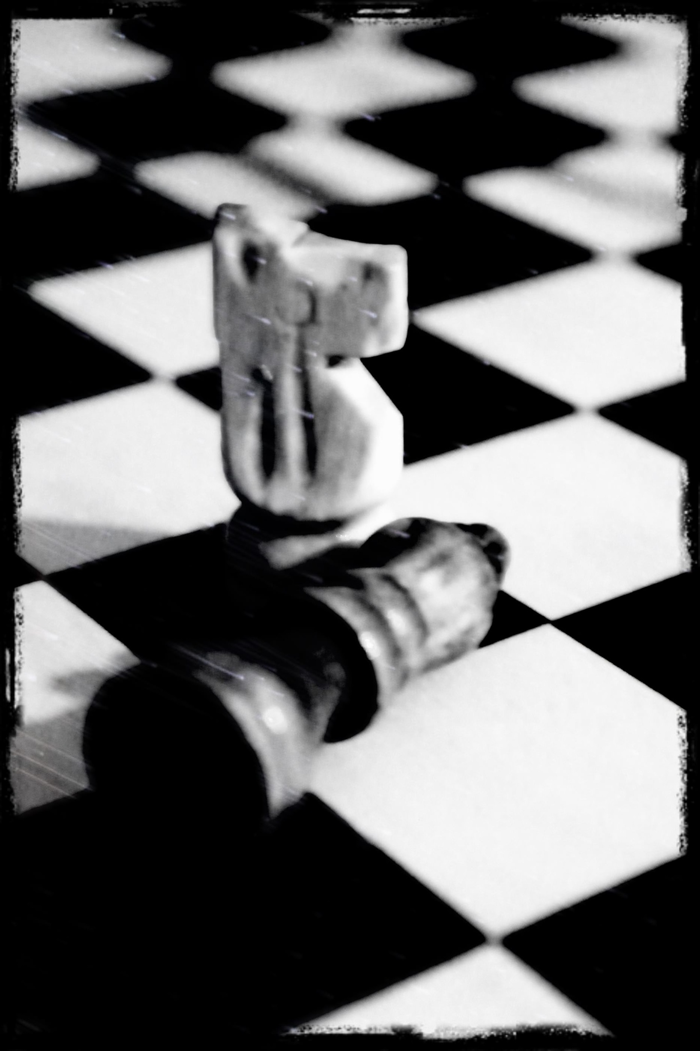 Checkmate by Michael Hines