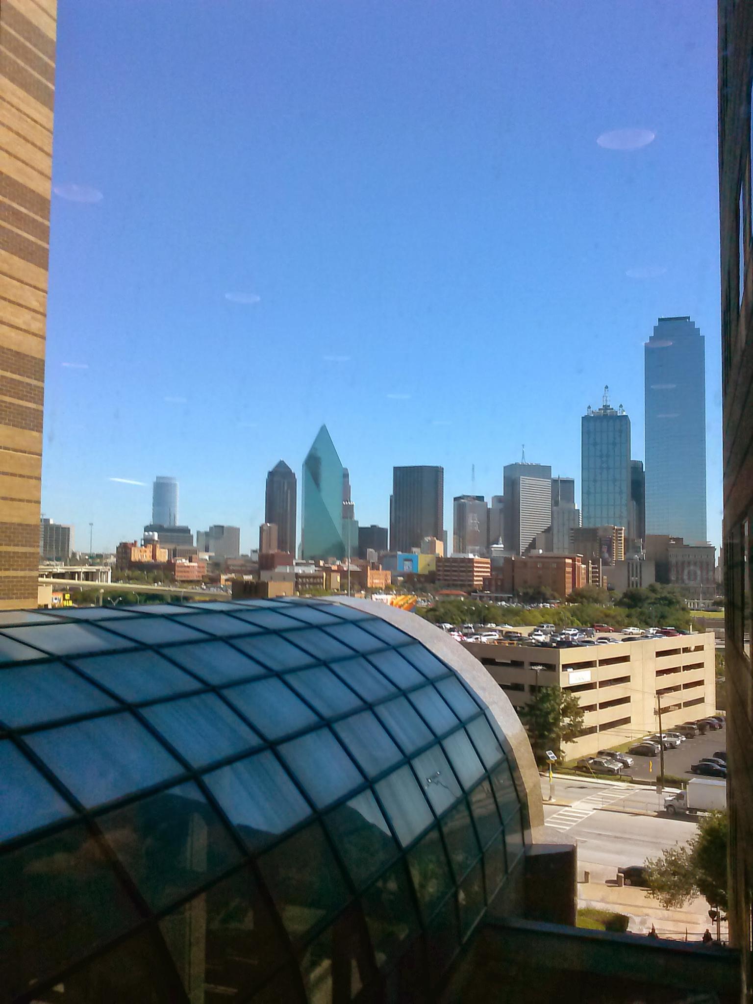 Dallas Skyline by Jason Sparks