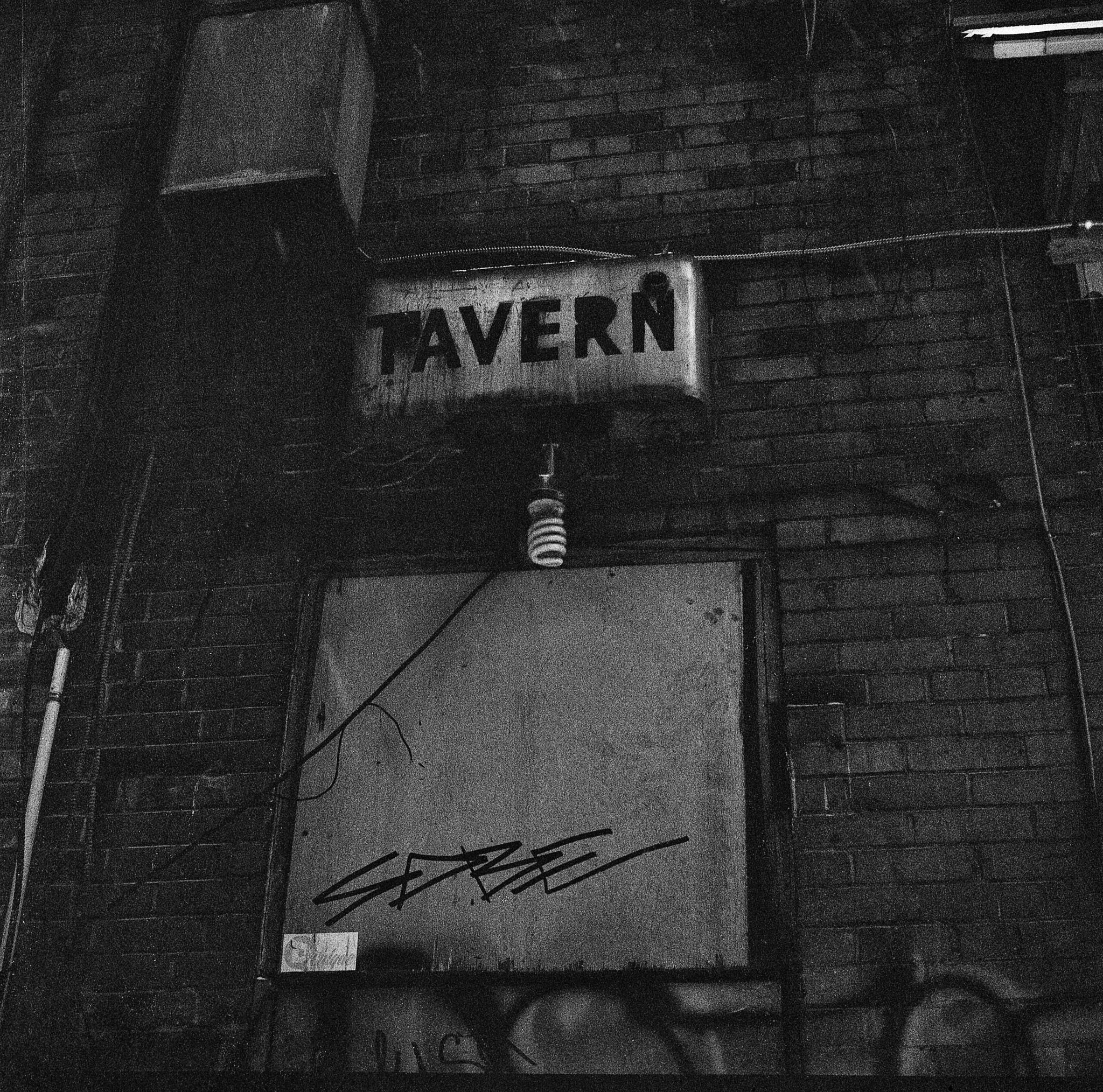 Deadpan No. 278. Private Club for Back Alleys Photographers. by dragos.stoic