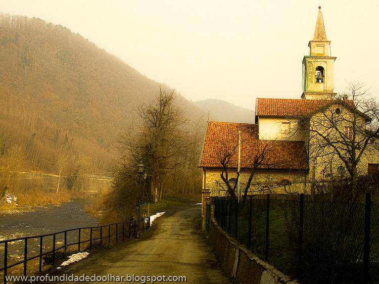 Gnochetto chiesa by antónio costa