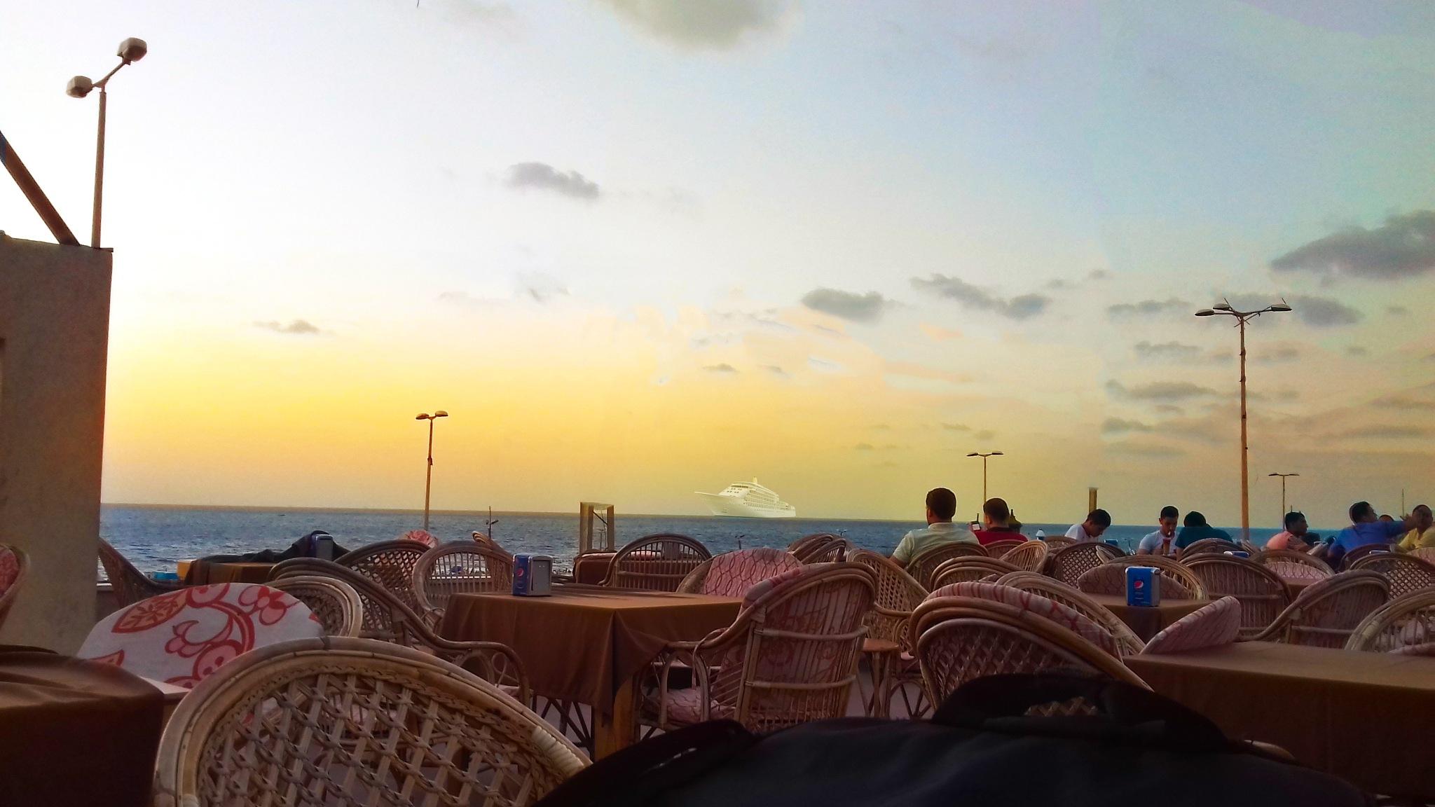 Sunset by ahmad.almadhoun.3