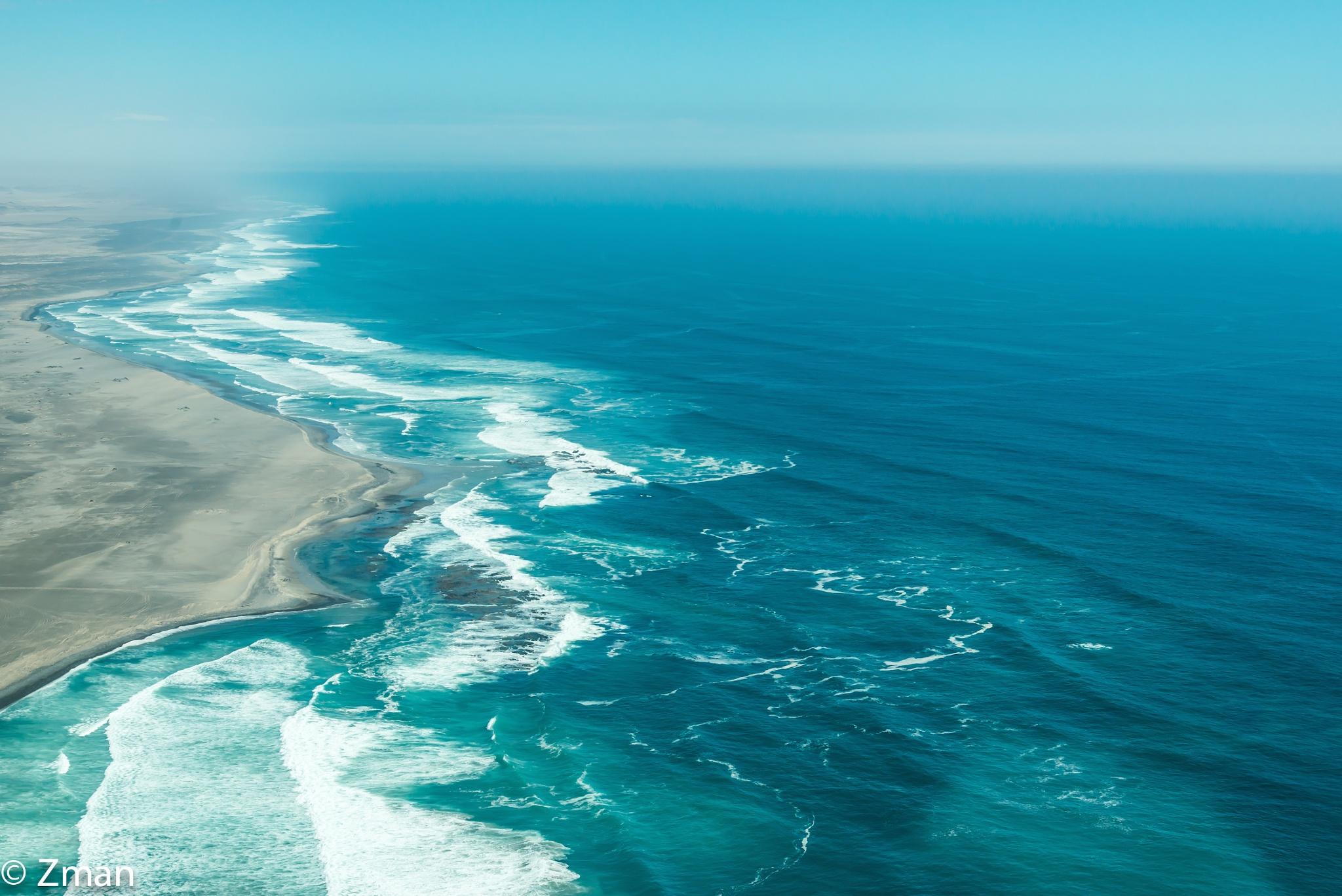 The Skeleton Coast by muhammad.nasser.963