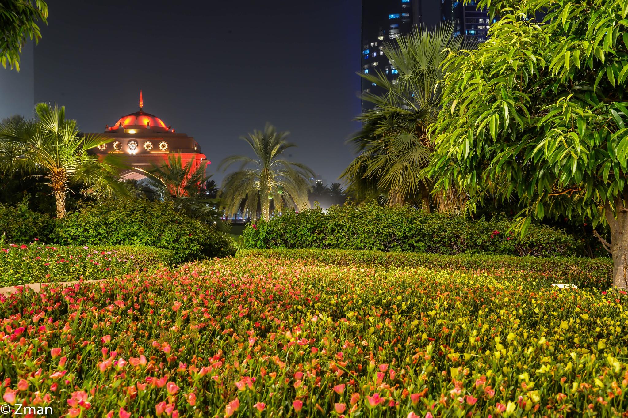 Conference Palace Landscaping by muhammad.nasser.963