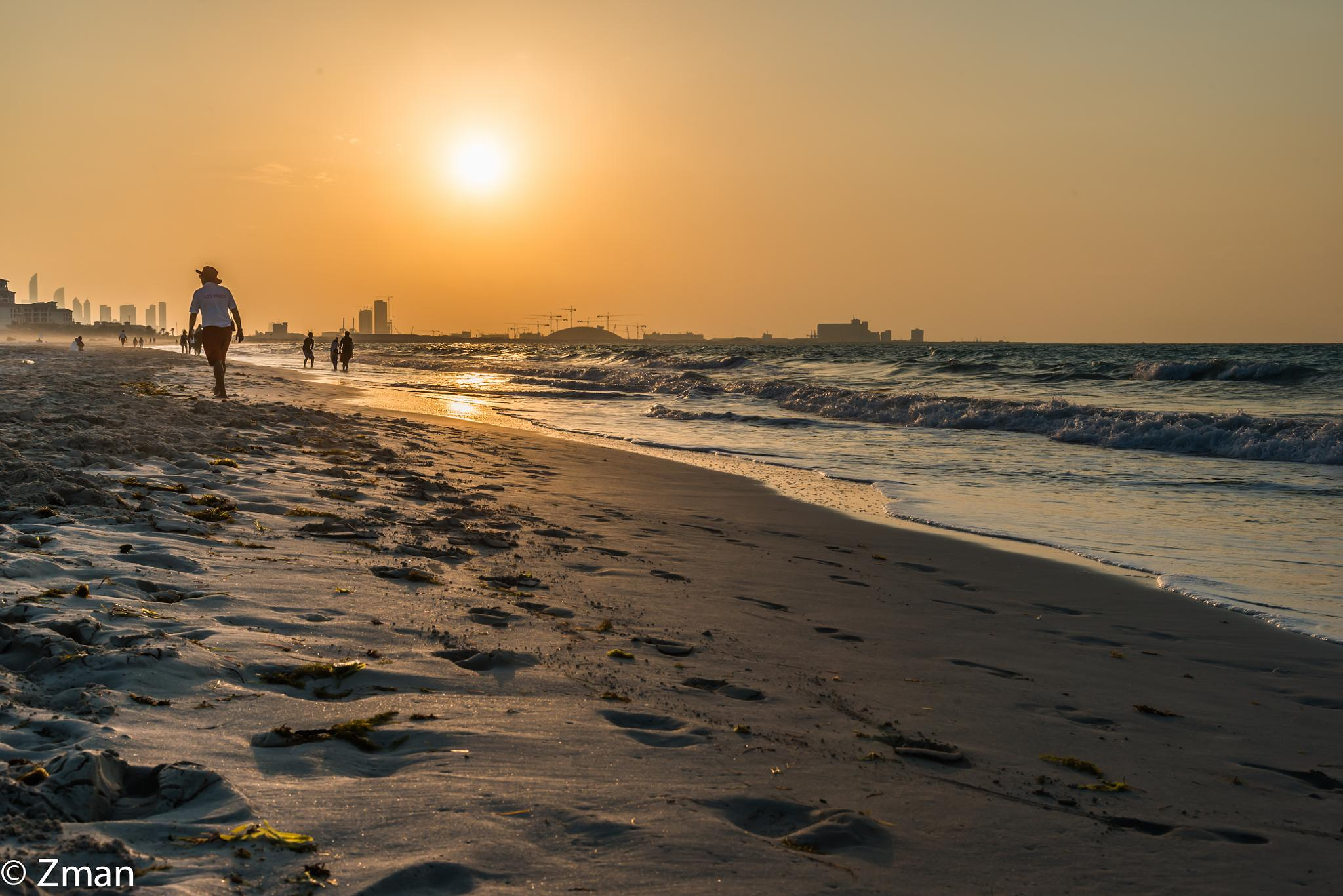 Saadiate Beach by muhammad.nasser.963