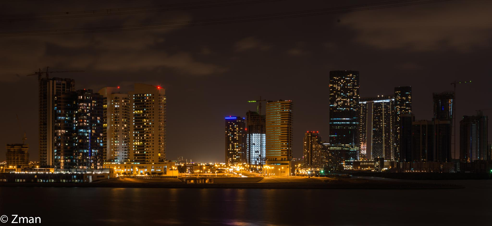 Sourouh Development, Abu Dhabi by muhammad.nasser.963