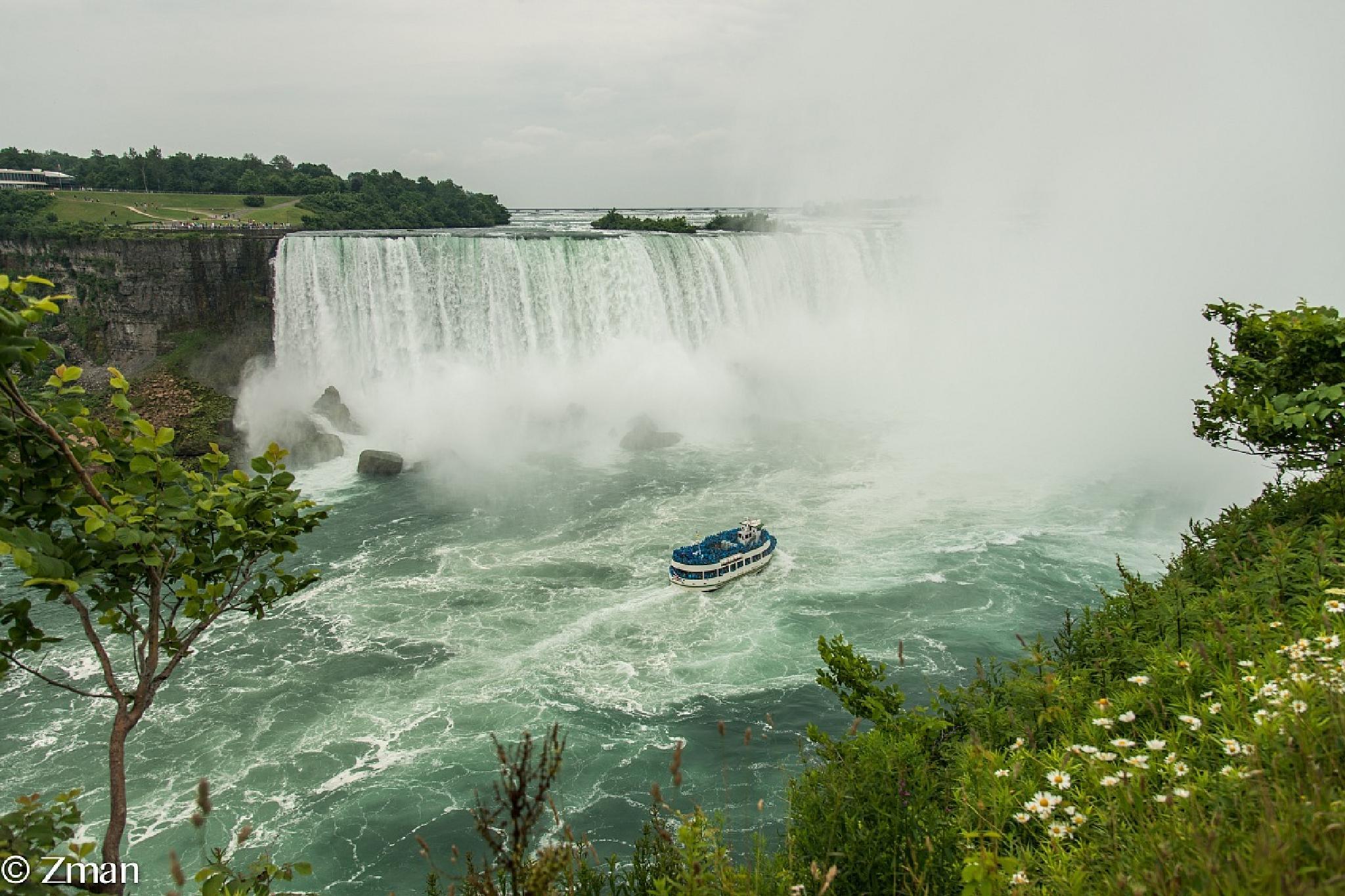 Niagara Falls by muhammad.nasser.963