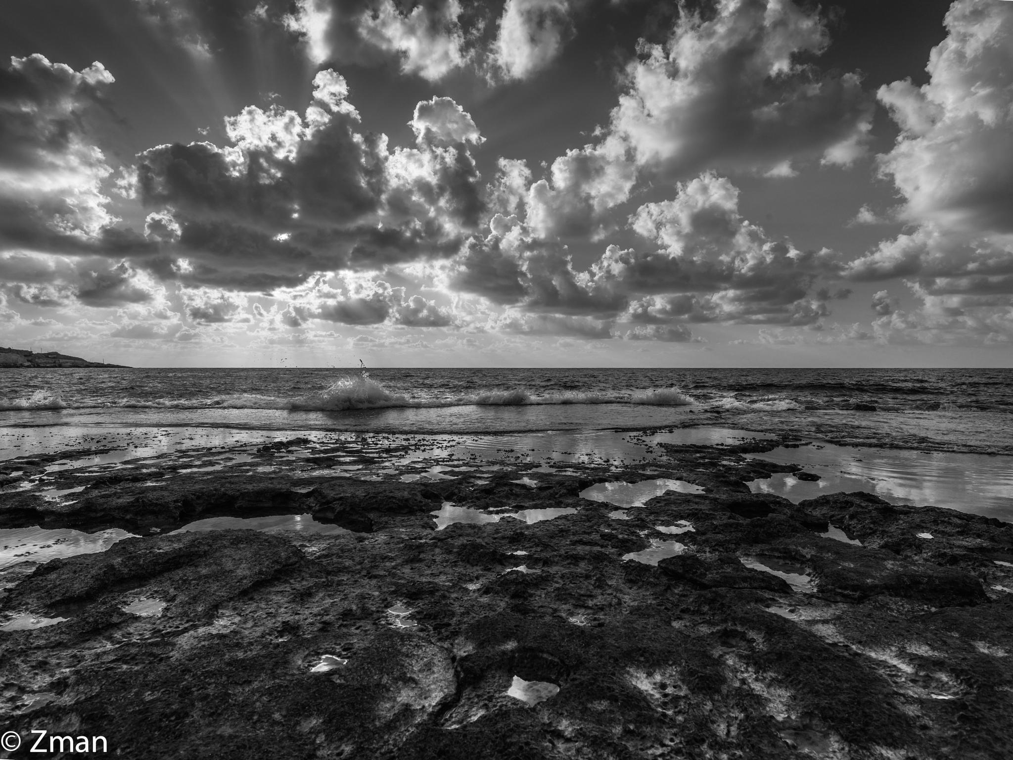 Al Naqoura Beach by muhammad.nasser.963