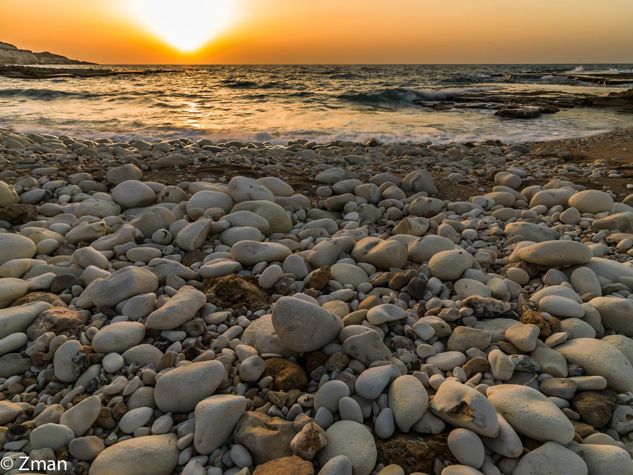 The Pebble Beach At Al Naqoura 03 by muhammad.nasser.963