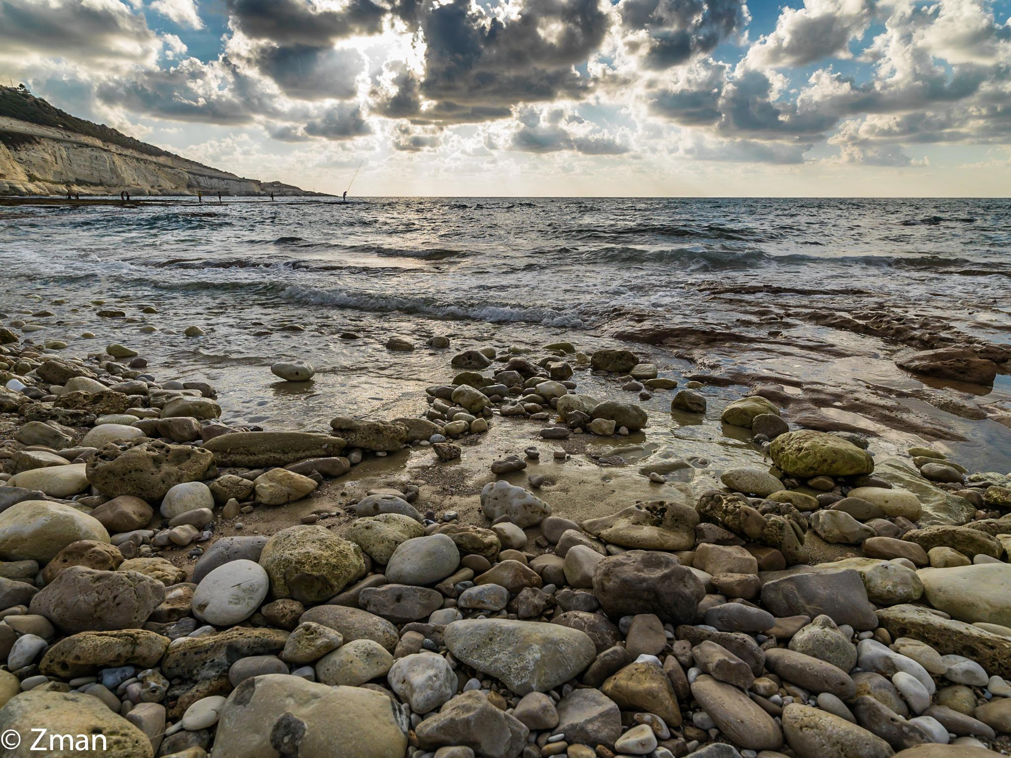 The Pebble Beach At Al Naqoura 04 by muhammad.nasser.963
