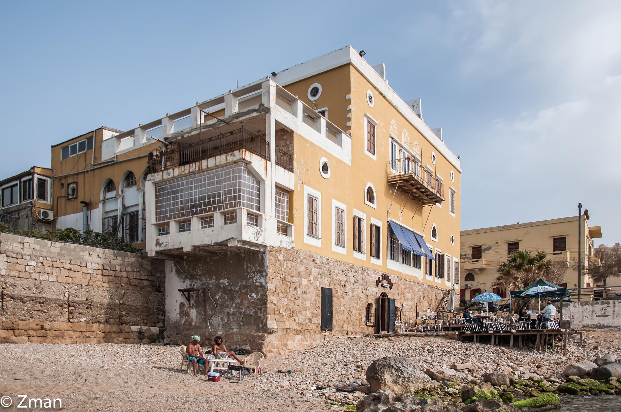 Photo in Landscape #al fanar #restaurant #tyr #south #sea