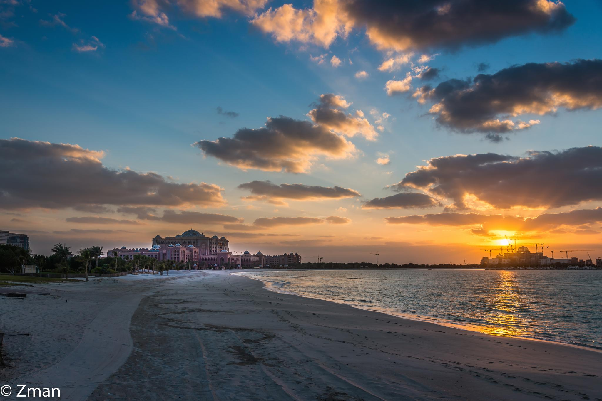The Emirates Conference Palace Hotel and Beach by muhammad.nasser.963