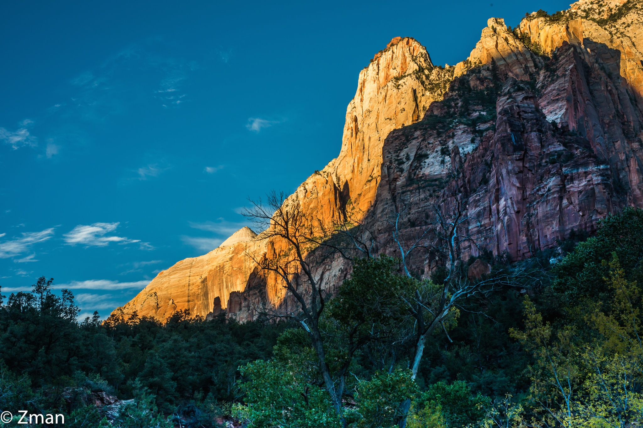 Sunrise at Zion National Park by muhammad.nasser.963