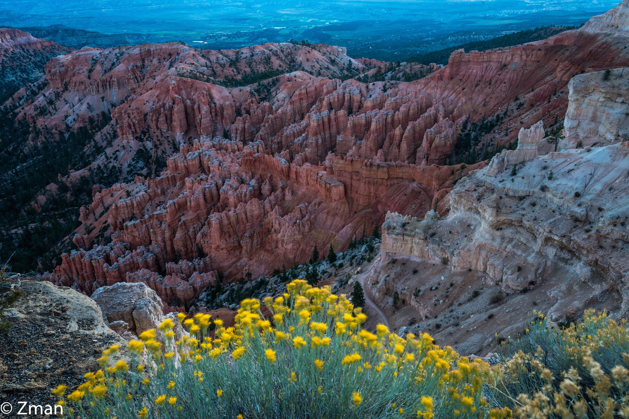Bryce National Park by muhammad.nasser.963