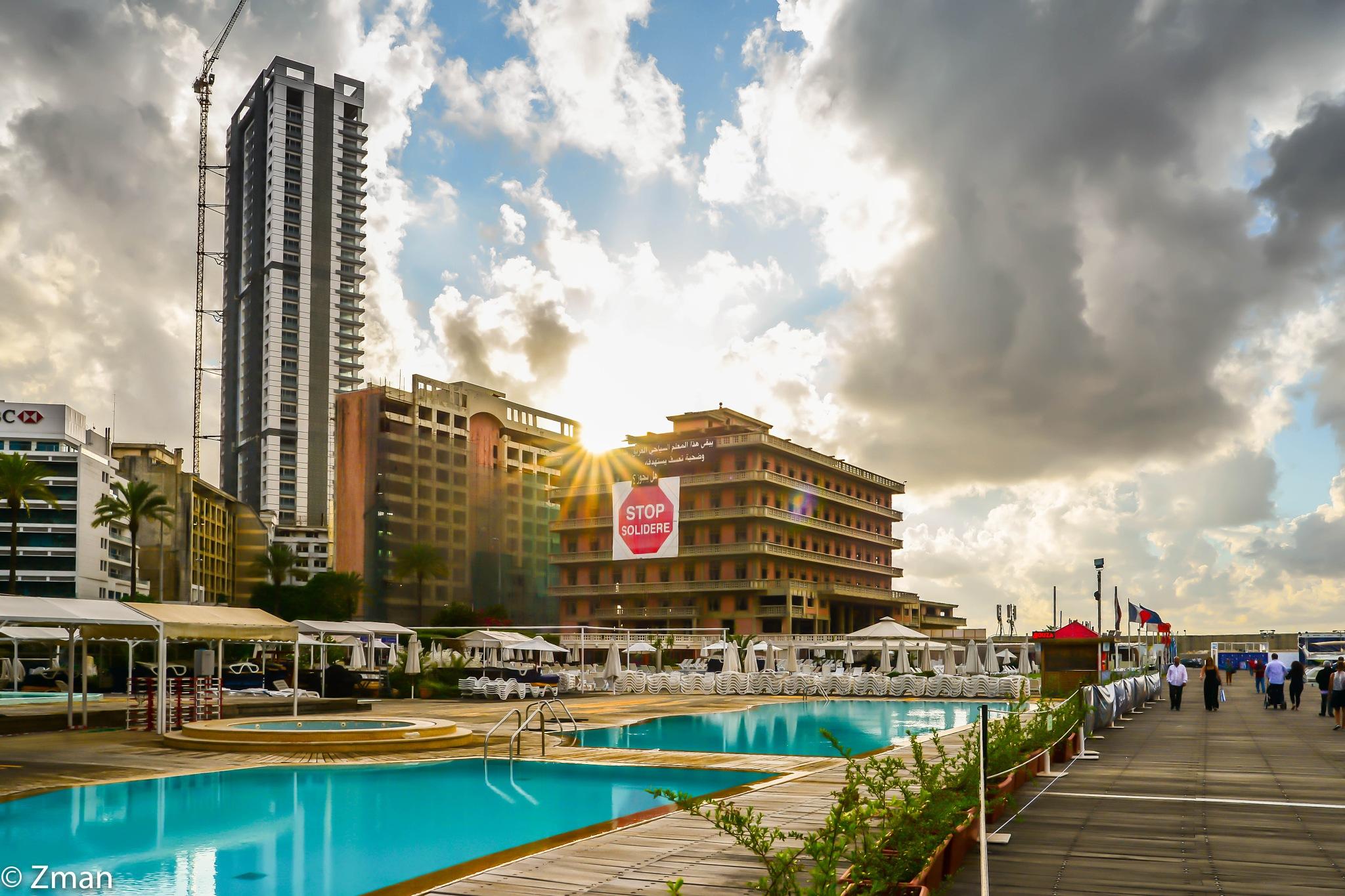 St. George Hotel by muhammad.nasser.963