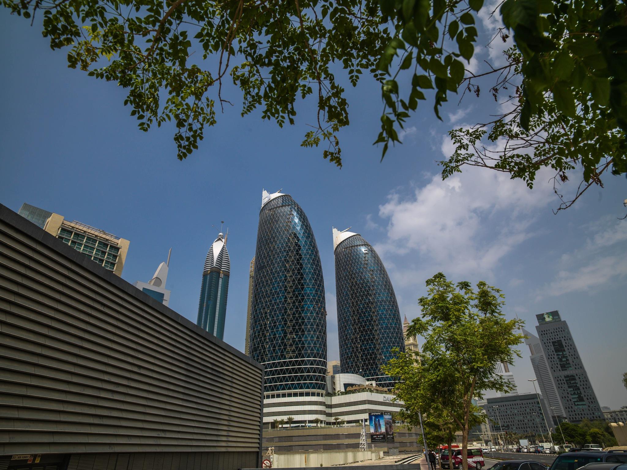DAMAC Towers by muhammad.nasser.963