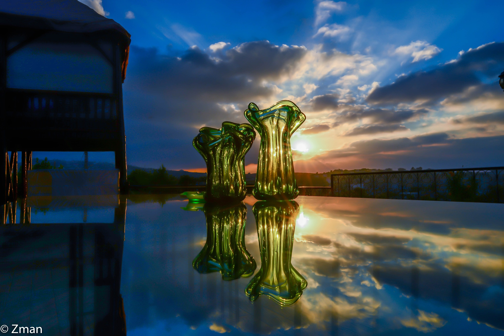 Vases at Sunset by muhammad.nasser.963
