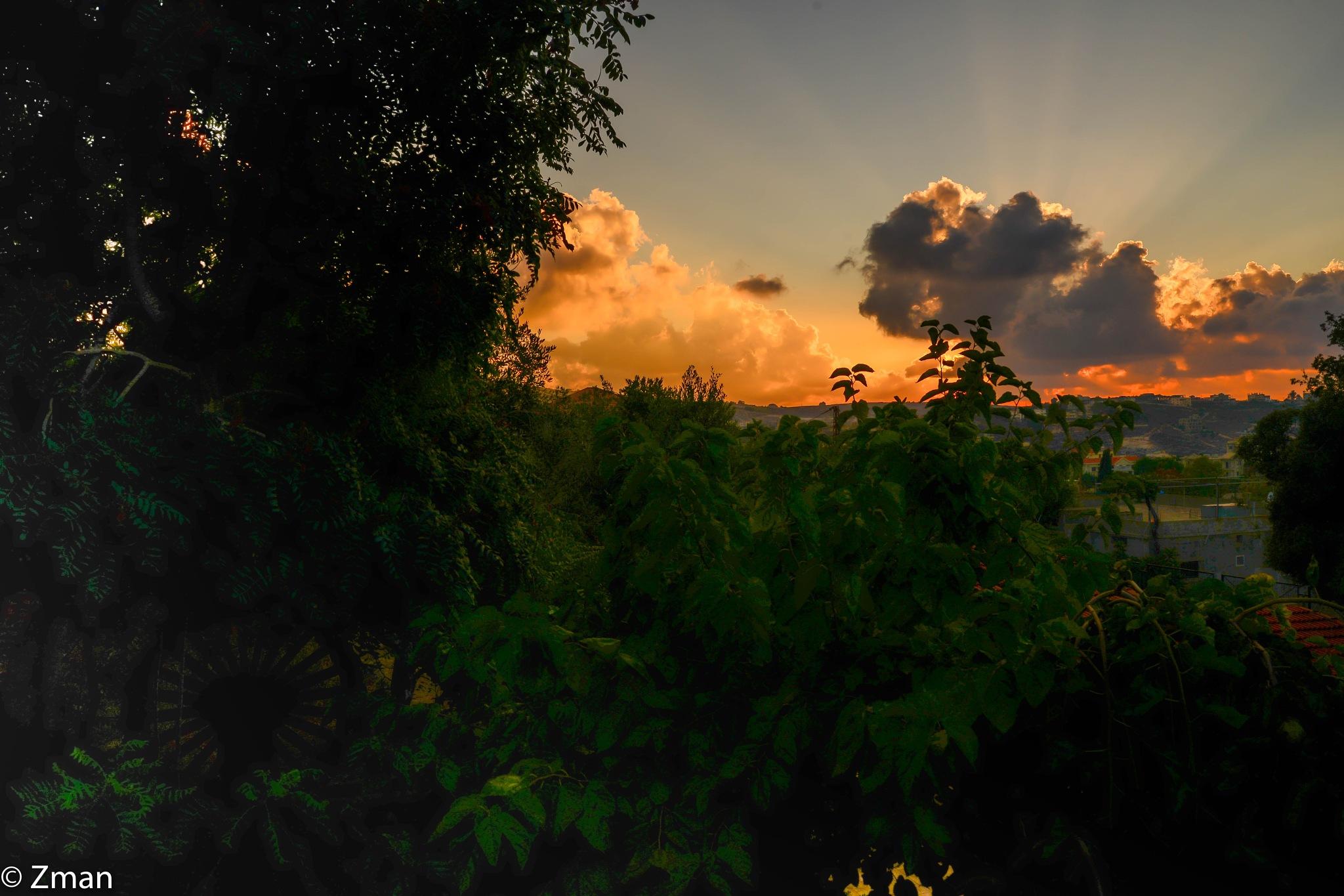 Sunset  by muhammad.nasser.963