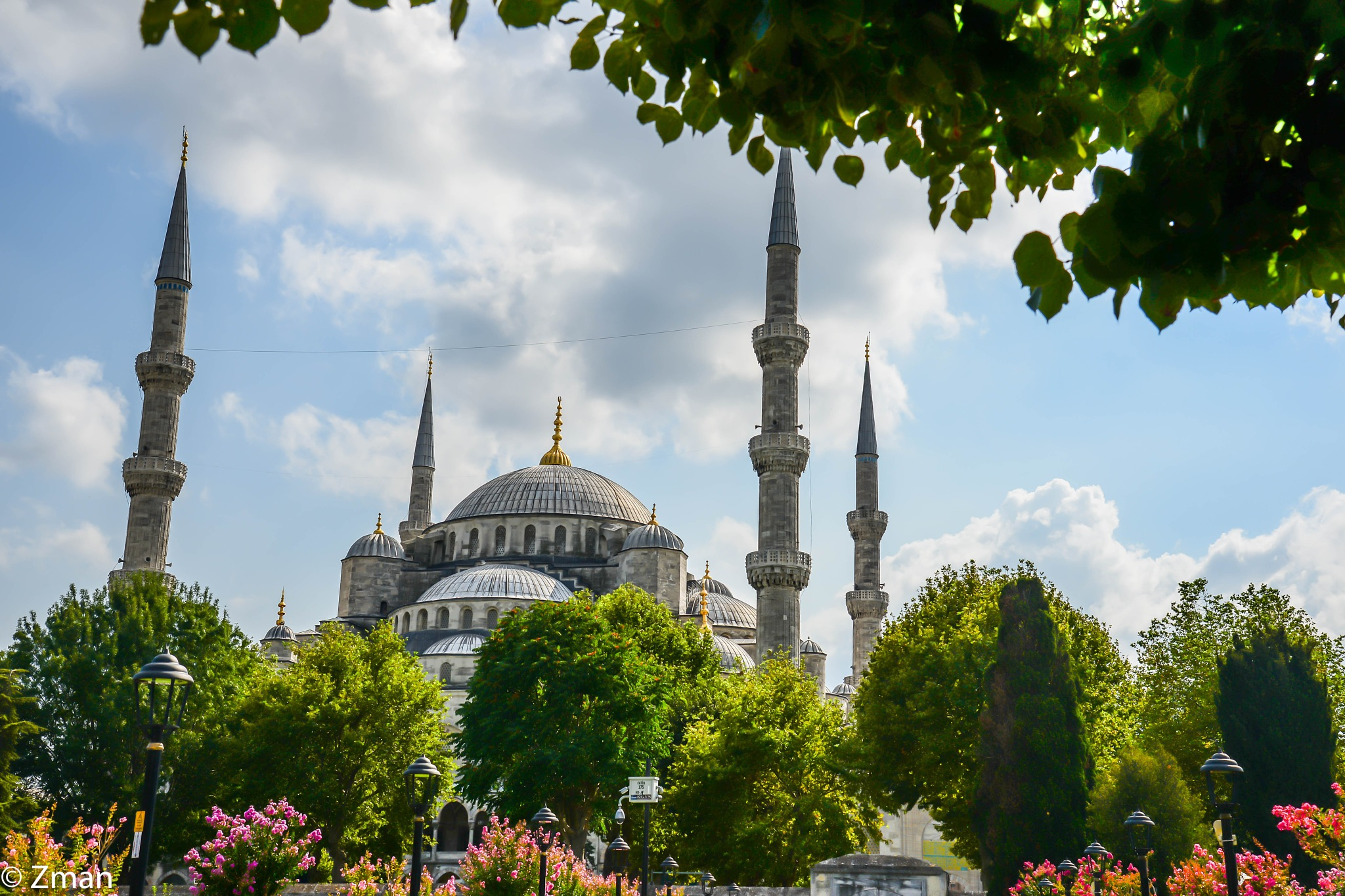 The Blue Mosque by muhammad.nasser.963