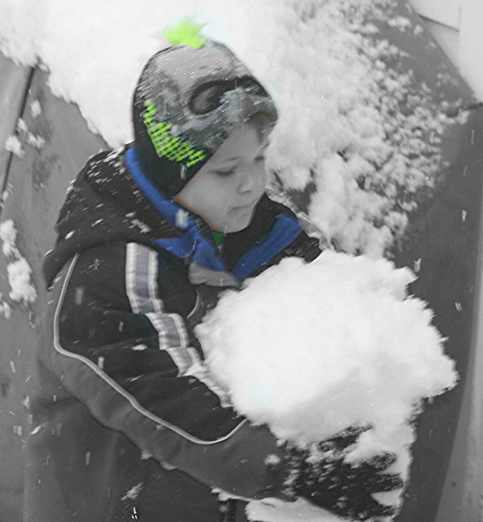 Snow by joann.kunkle