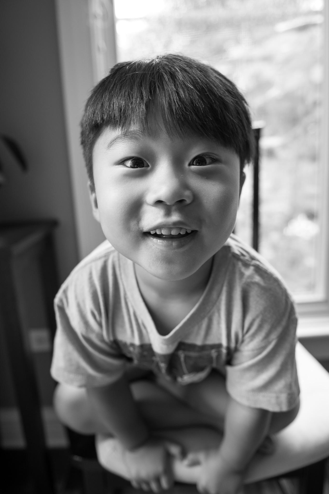 I see you! by Kai Kim