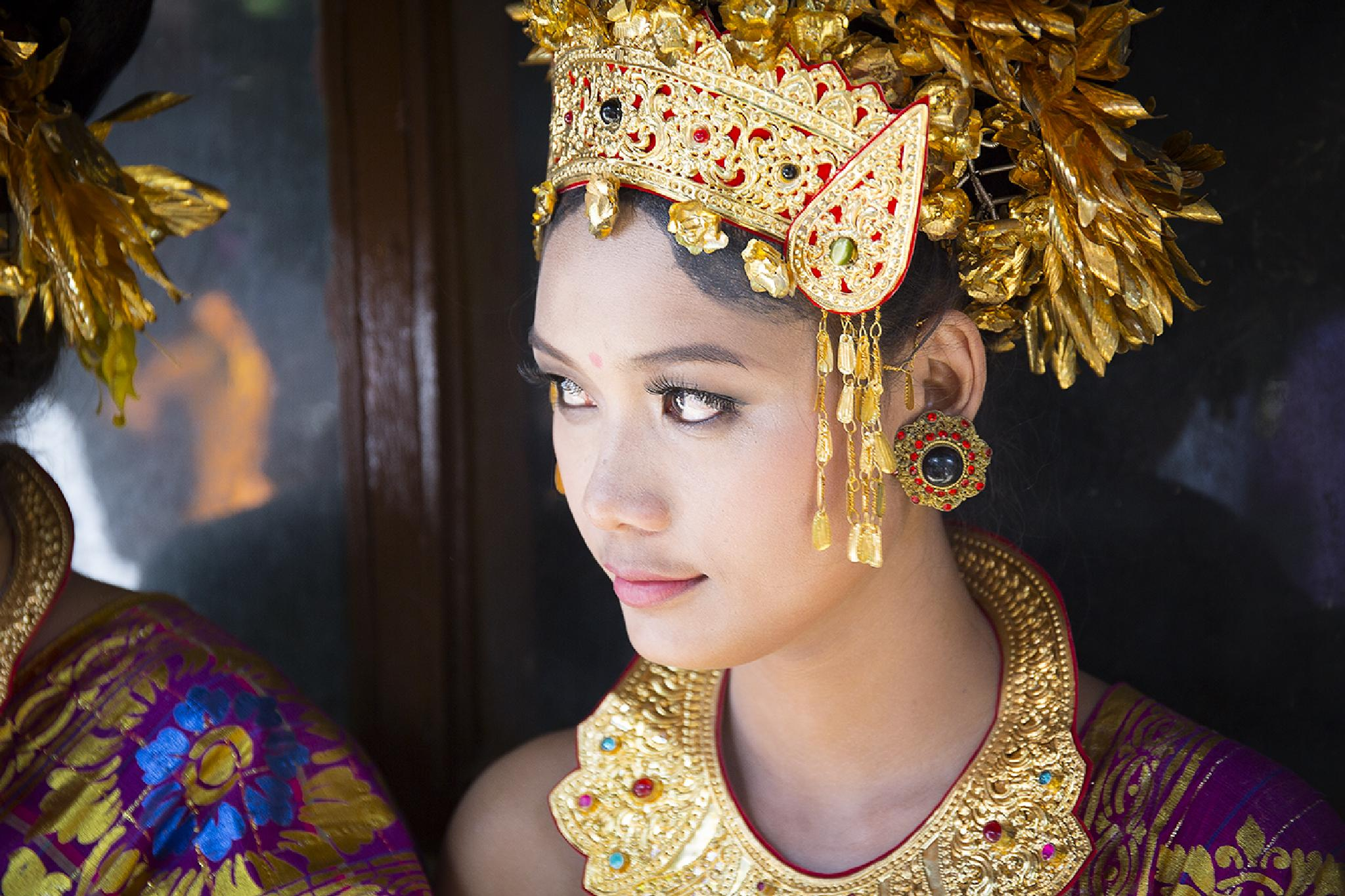 Bali Beauty by BerndKinghorst