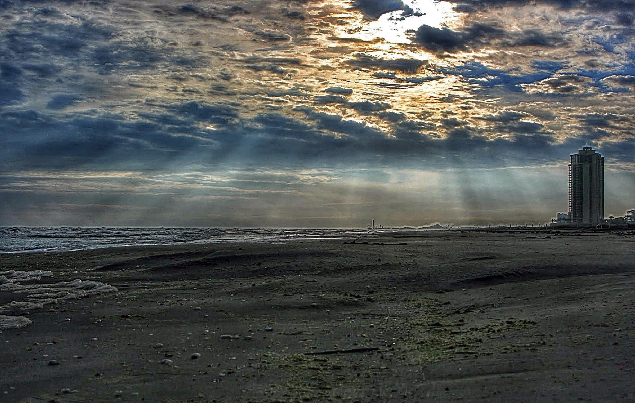 Galveston Island by drewk