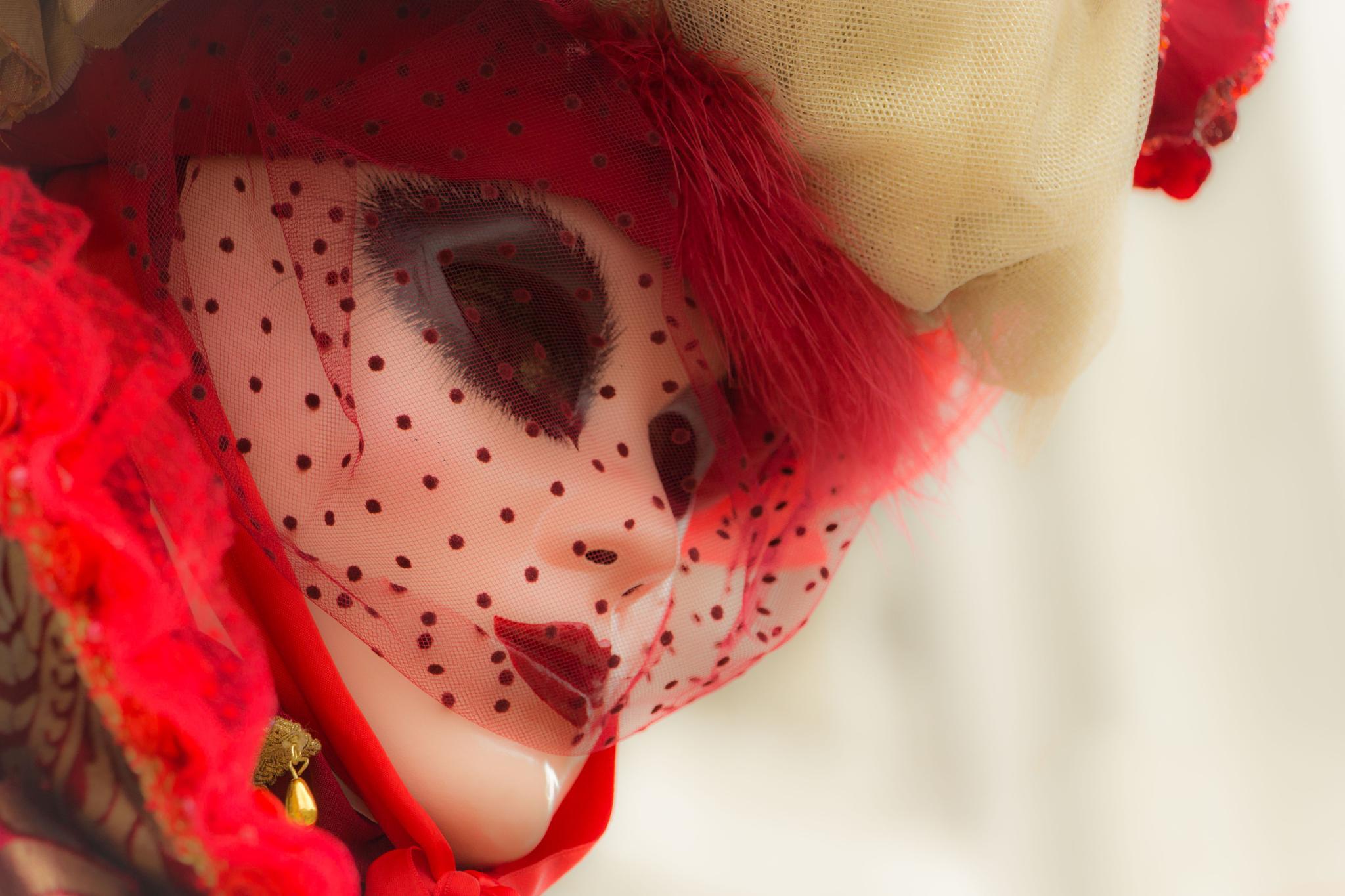 The beauty, Carnevale Venezia. by Eleonora Ellie Cacciari