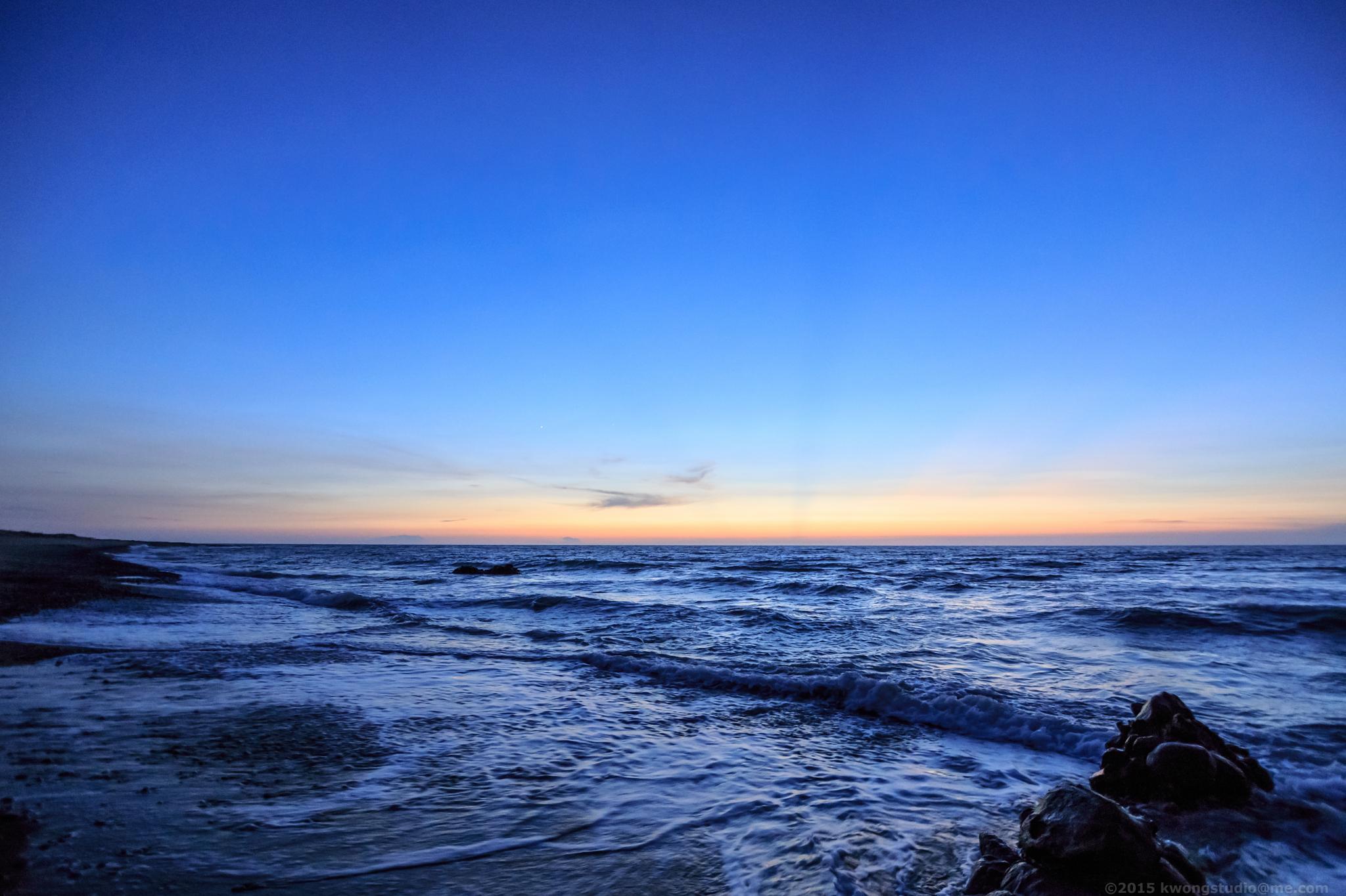 Sunset by Siu Kwong