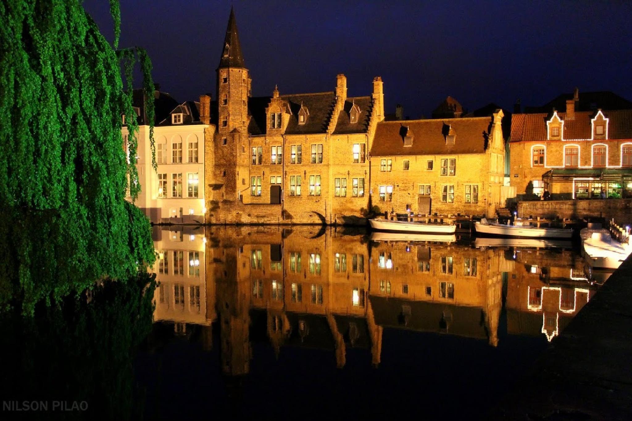 Bruges by nilsonpilao