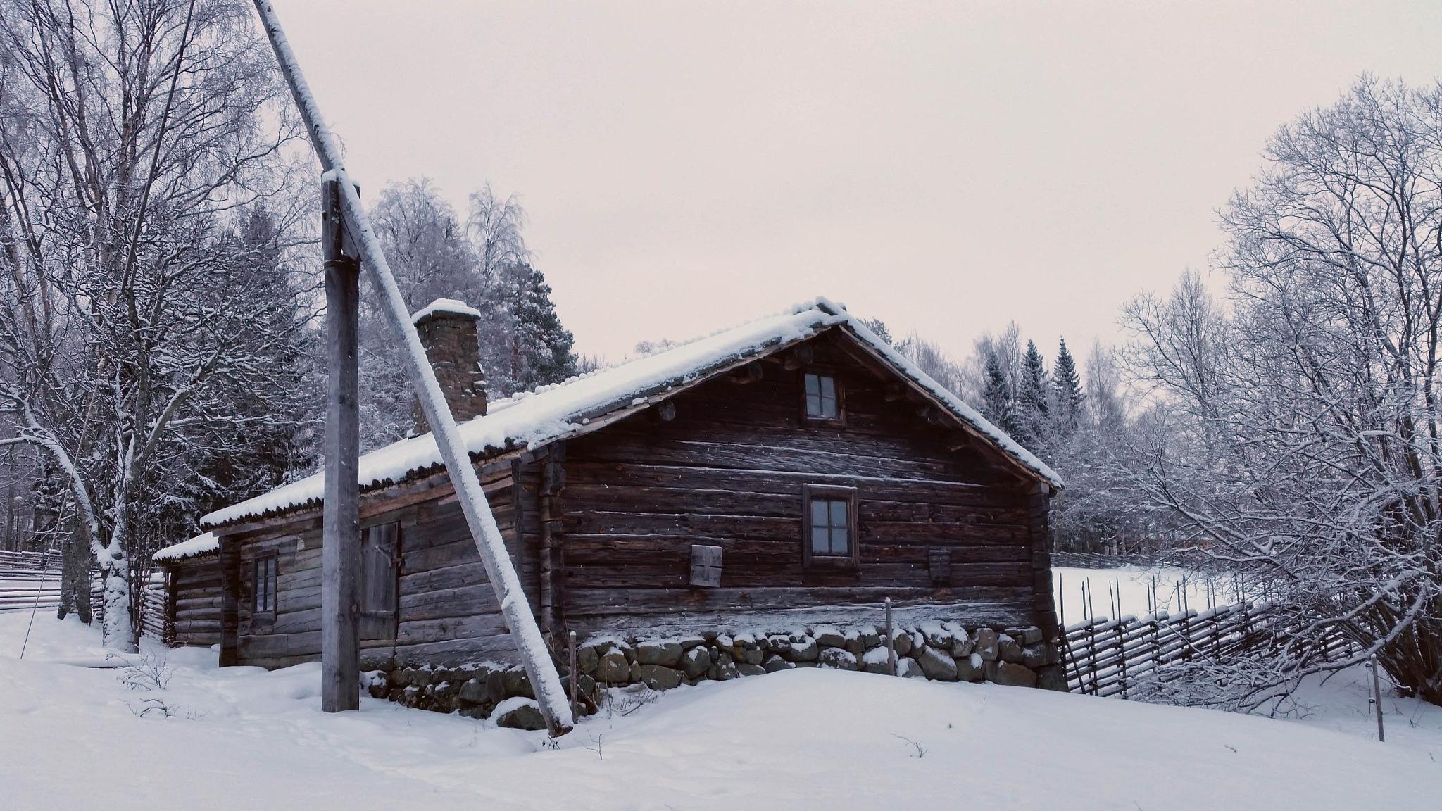 Abandoned by Sören Olsson