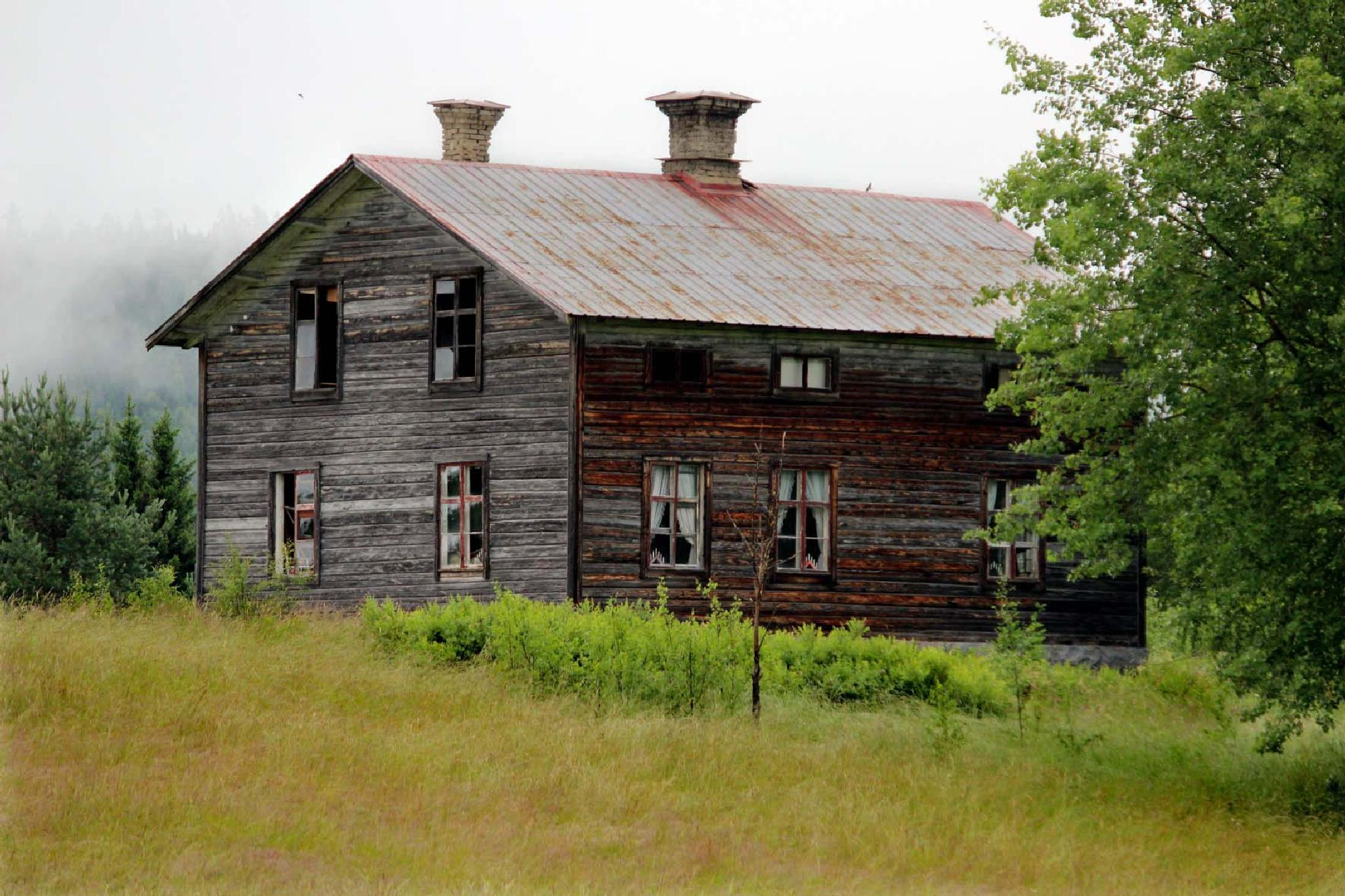 The Old House by Sören Olsson