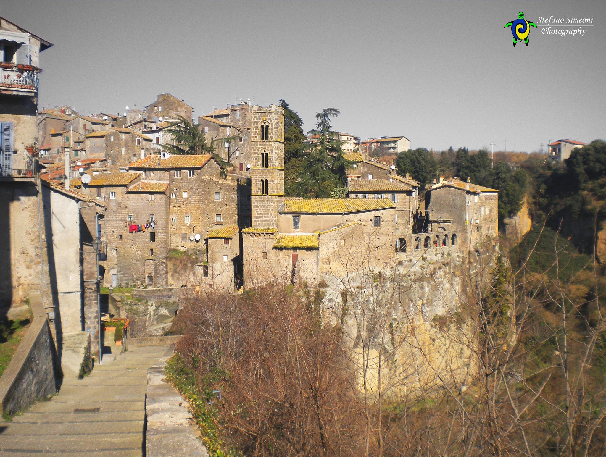 Panoramica di Ronciglione by ssimeoni