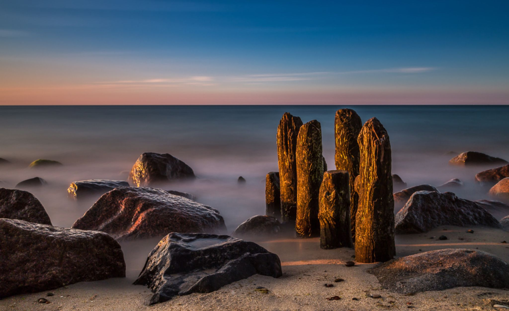Baltic Sea by andreasnapravnik