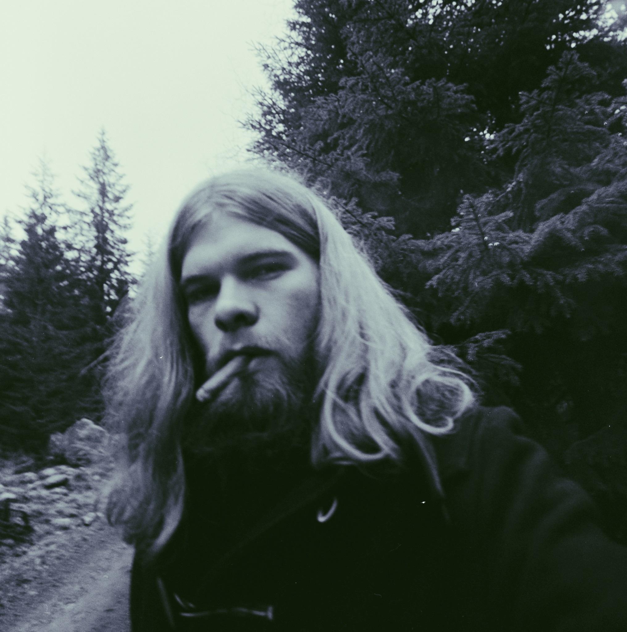 Selfie 1974 by Lasse Tur