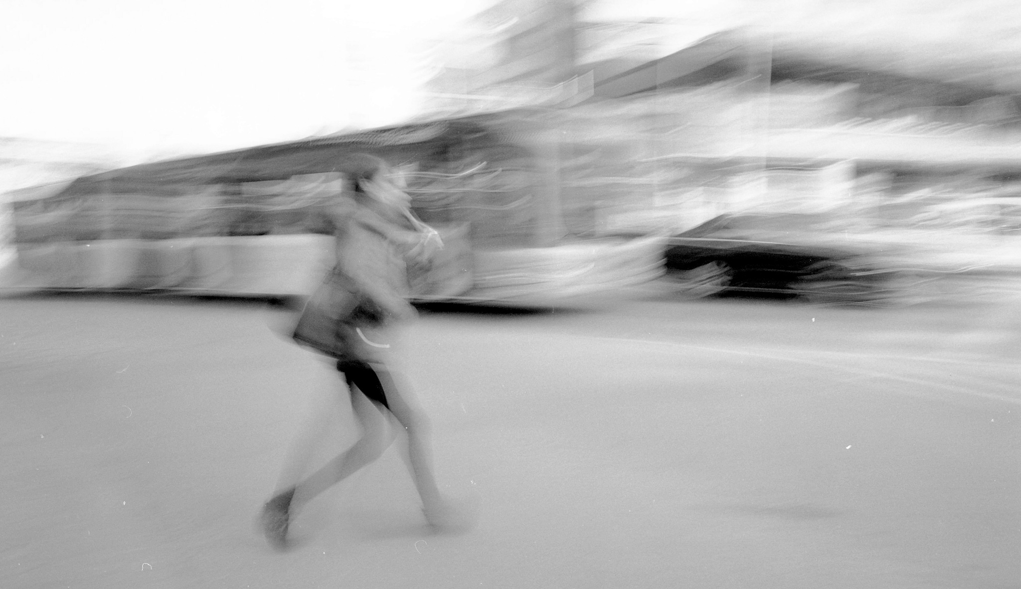 on the run, Tallinn by Lasse Tur