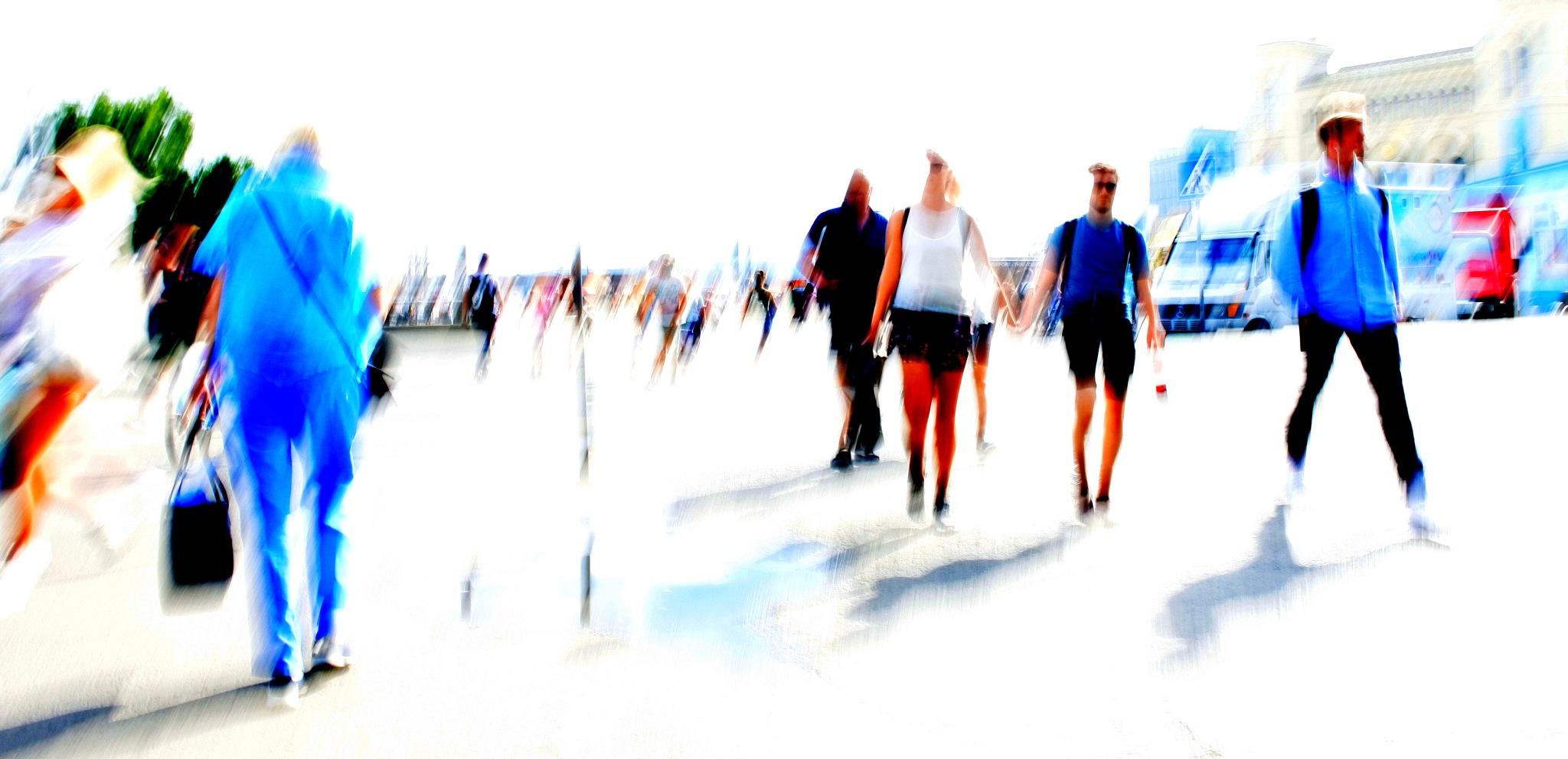 Movement Oslo by Lasse Tur