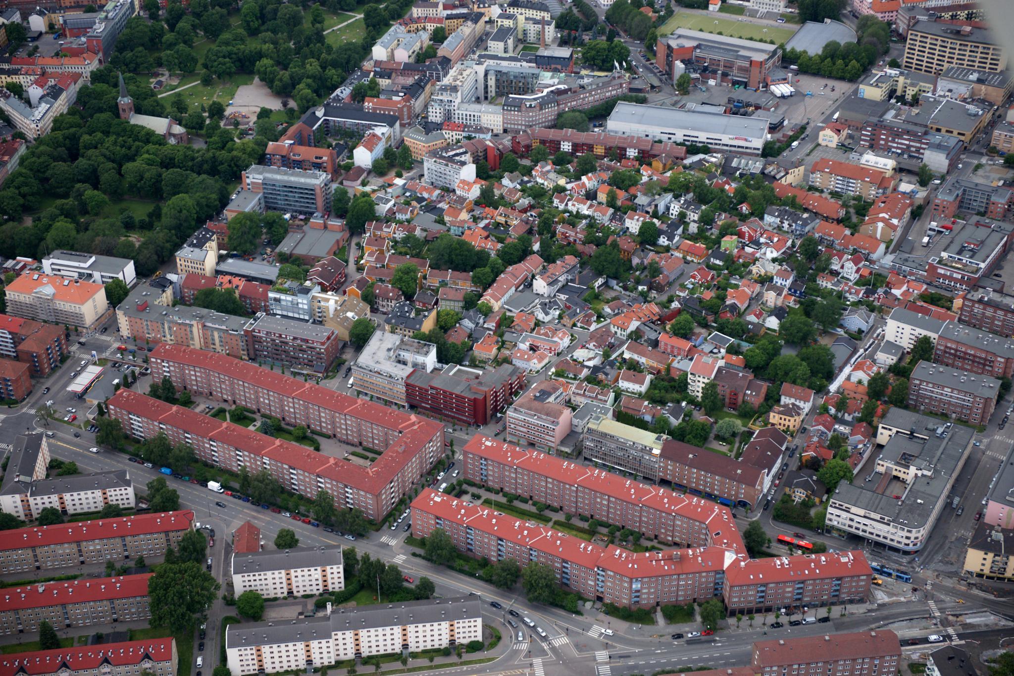 Oslo, Rodeløkka by Lasse Tur