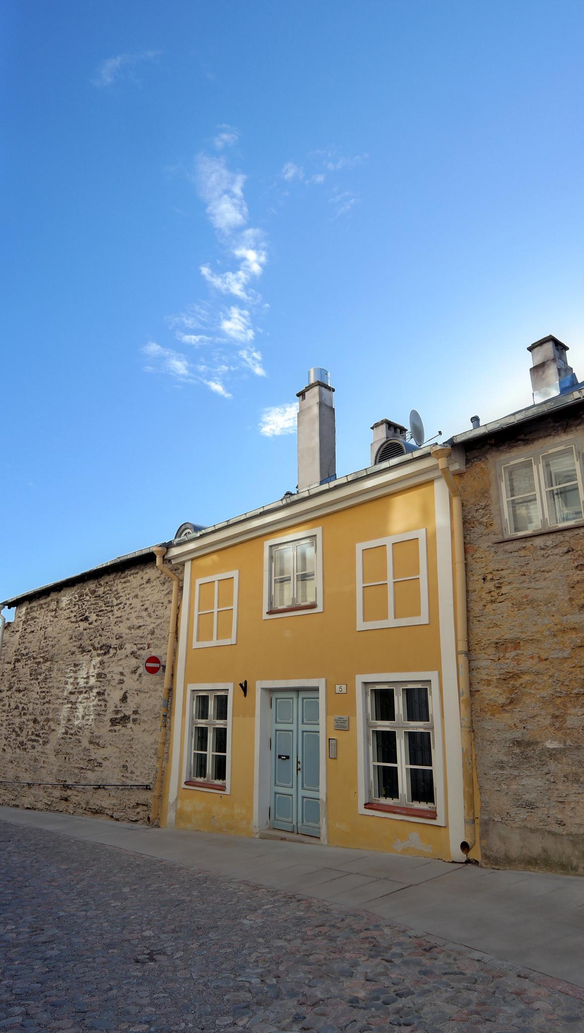 Photo in Cityscape #tallinn #vanalinn #old #estonia #eesti
