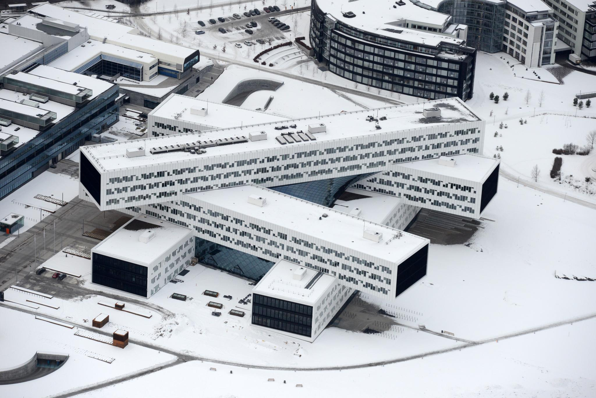 Statoil, Norway by Lasse Tur